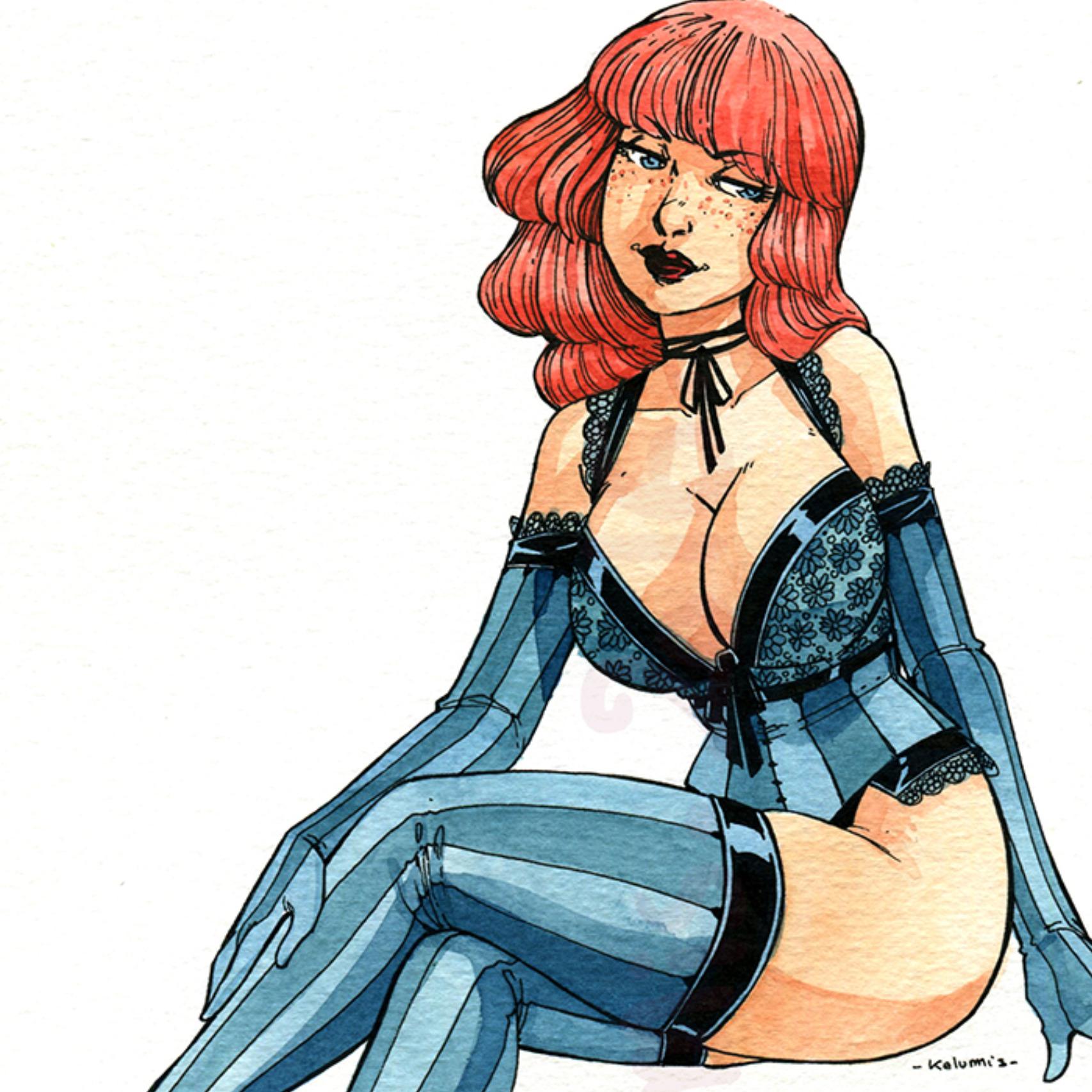 Mademoiselle Kalumis