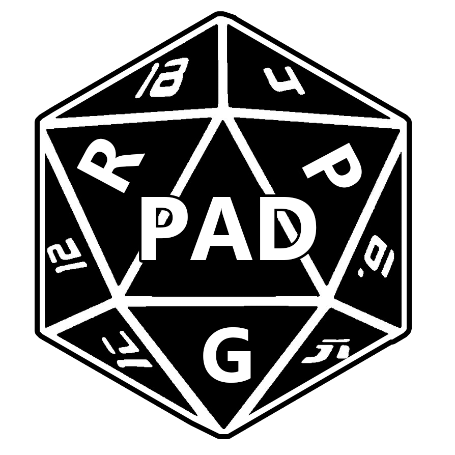 Mr Pad RPG