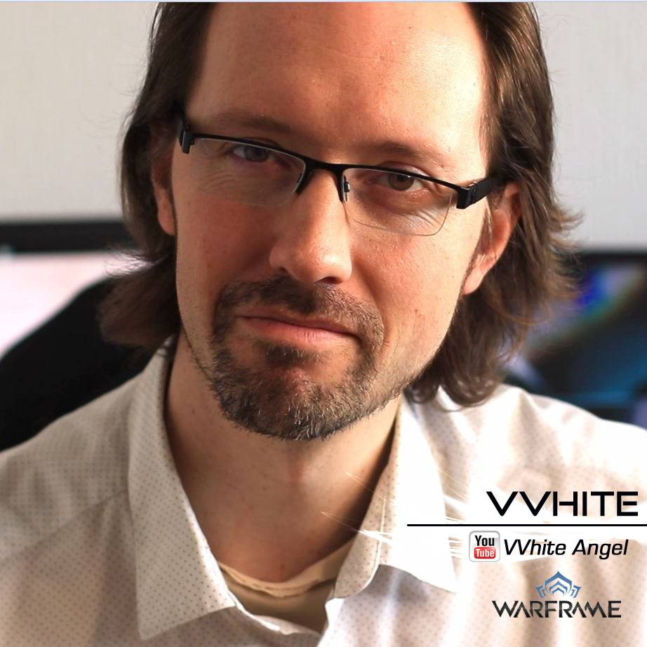 VVhite Angel - Warframe