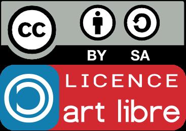 Licenses CC by-SA / Art Libre