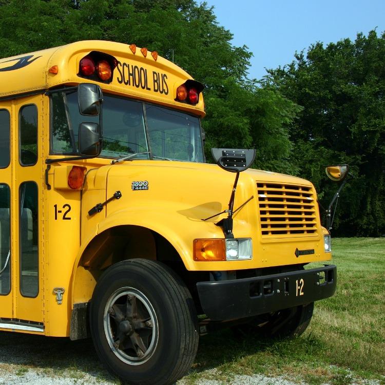 Omni-Busfahrer