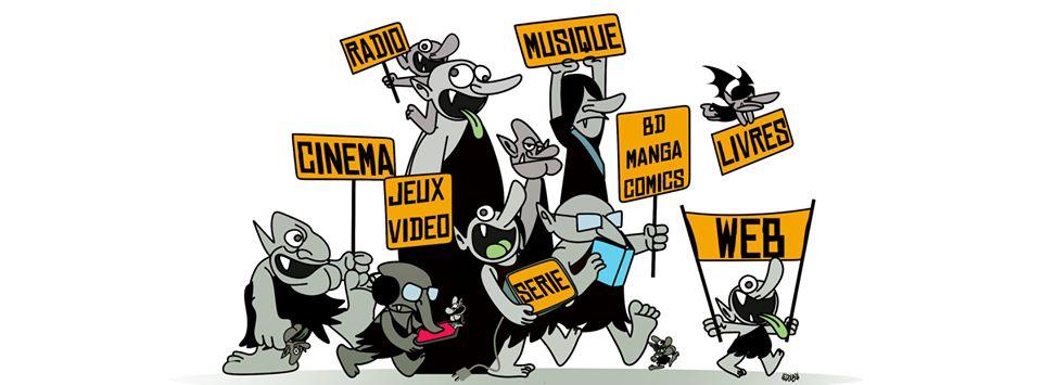Sporadiquement, les trolls font des semaines \u00e0 th\u00e8me avec une foule d'article qui accompagnent !