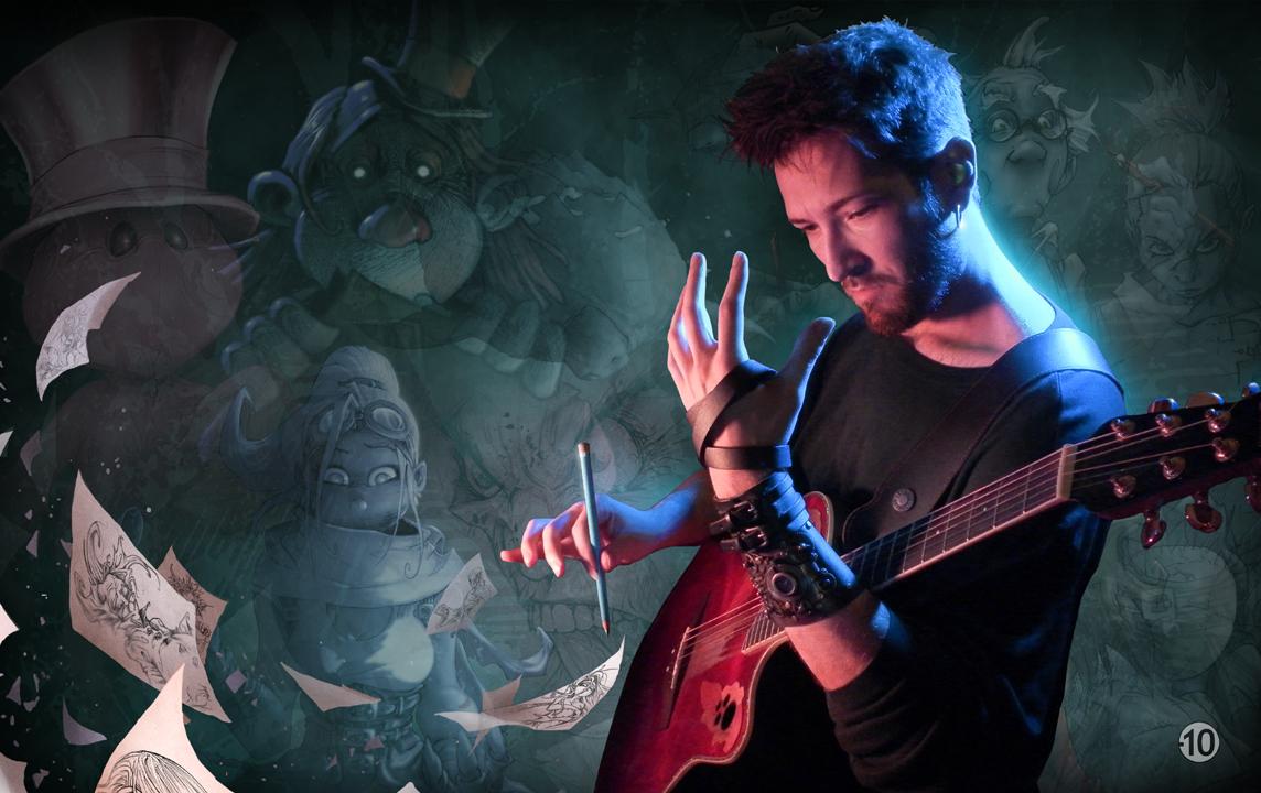 Aalehx : musique et illustration