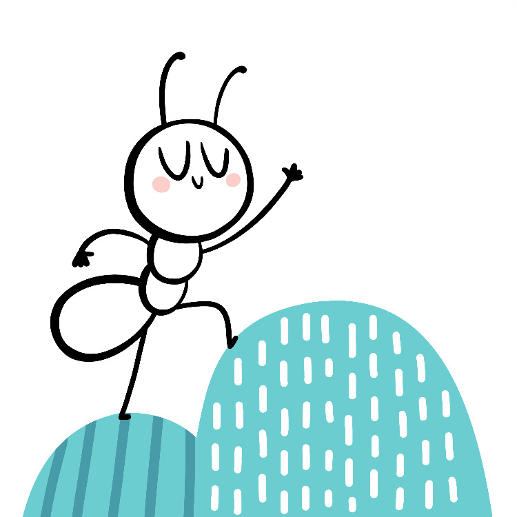 La révolution de fourmis