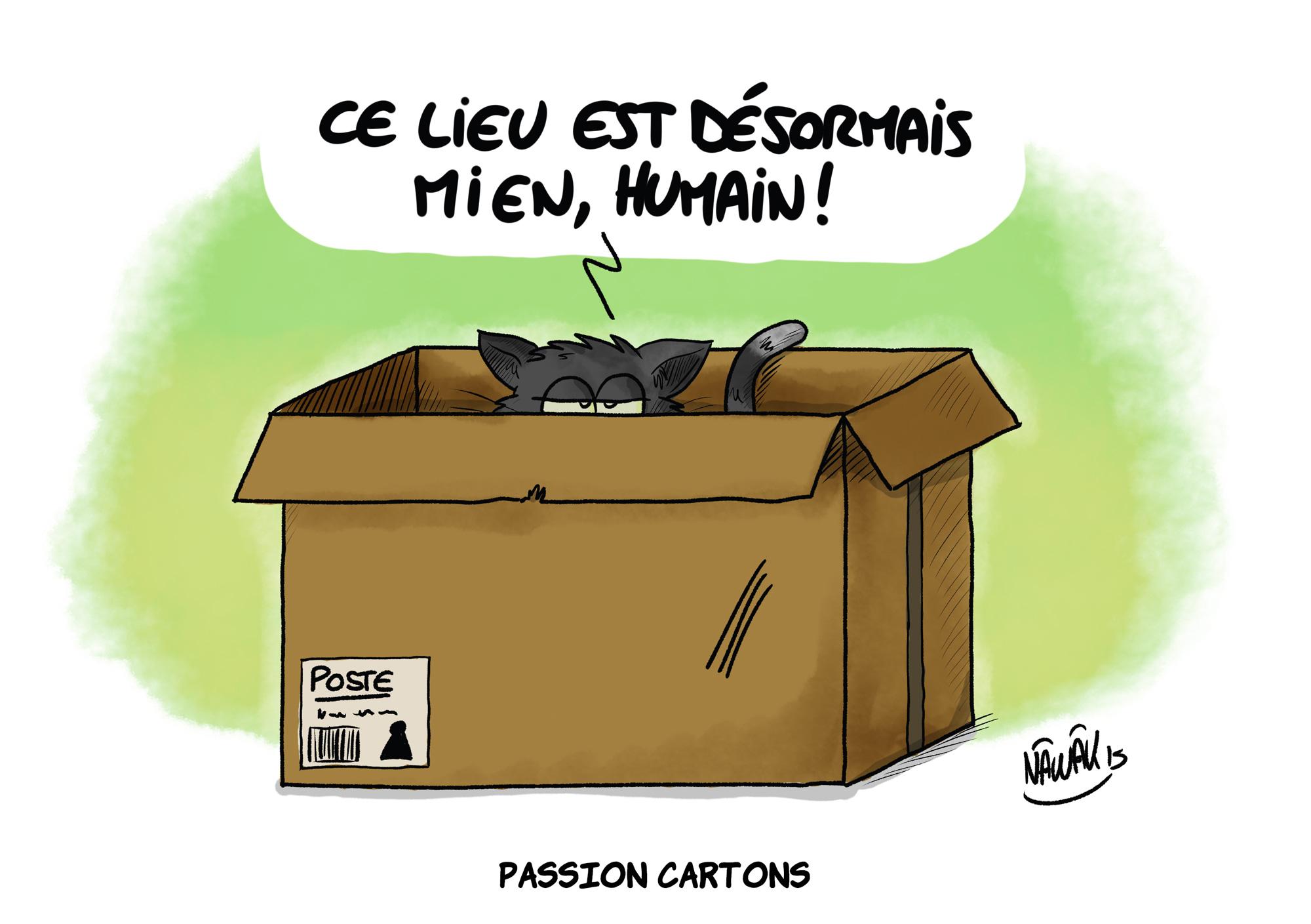 Passion carton