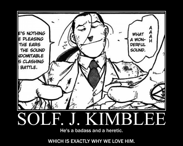 Richard J. Kimblee