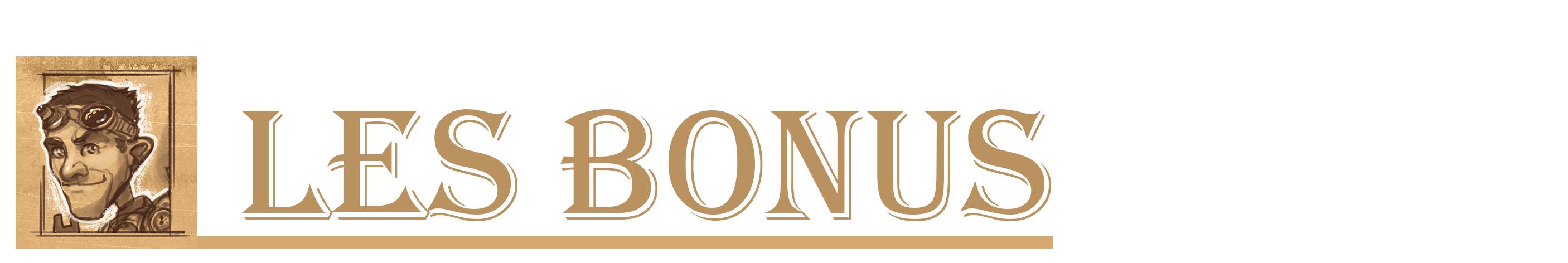 titre bonus