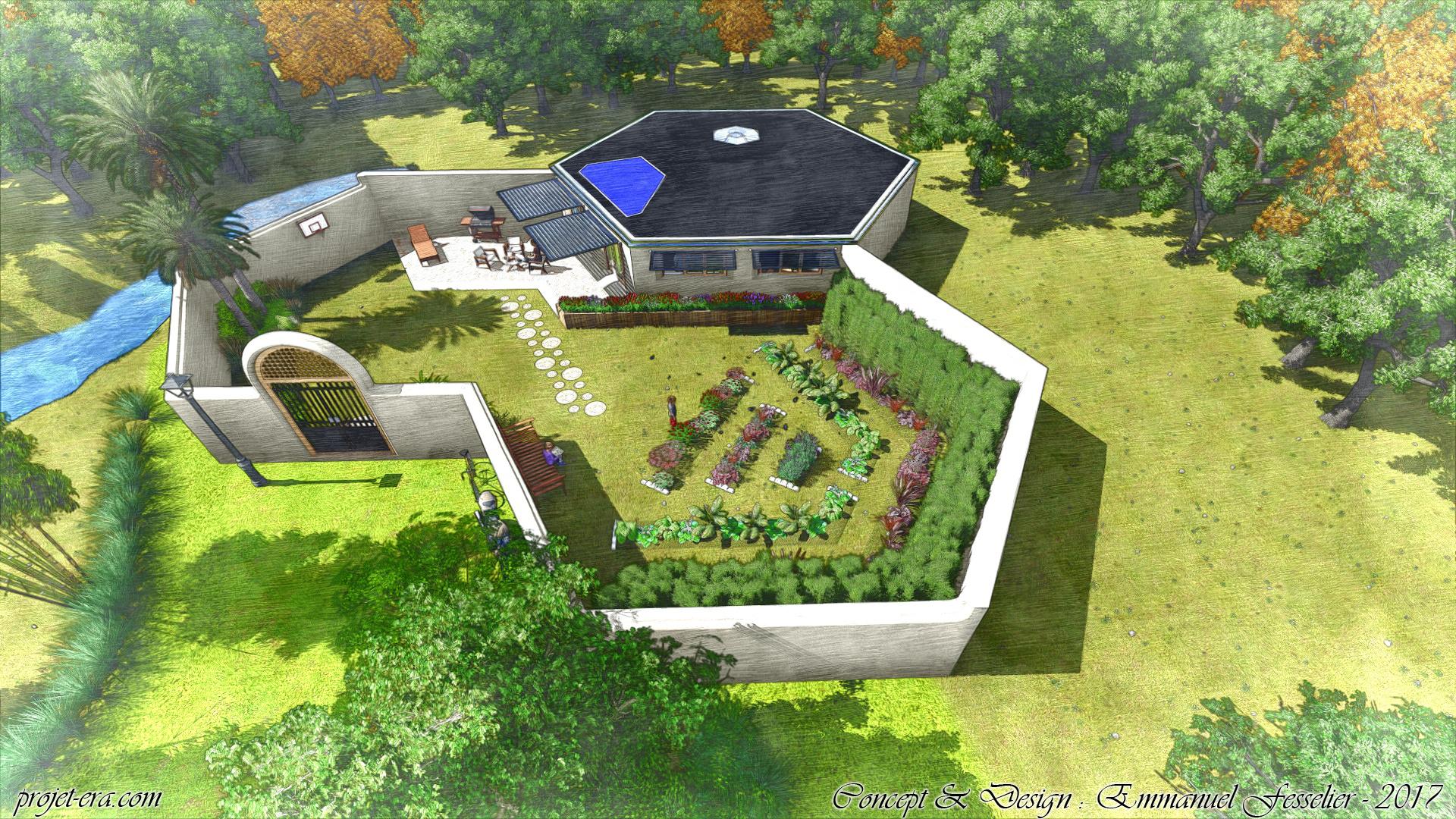 Hexag'Home 1