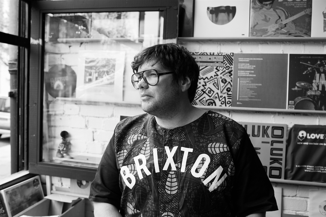 Pete Buckenham (On The Corner Records) - Issue 003