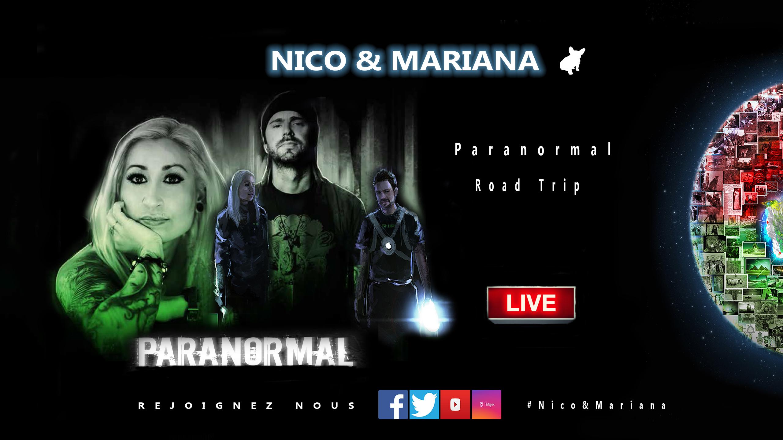 Nico et Mariana Live Investigations