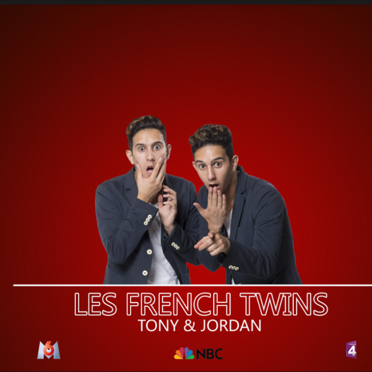 Les French TWINS