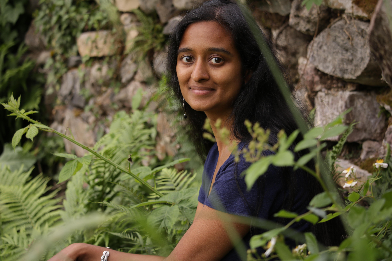 Natasha, fondatrice du blog \u00c9chos verts