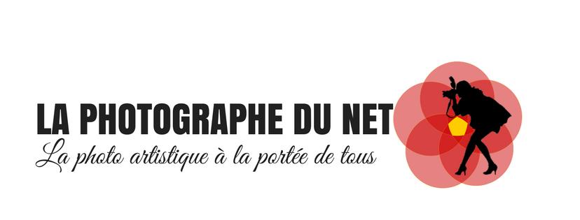 La photographe du net : logo