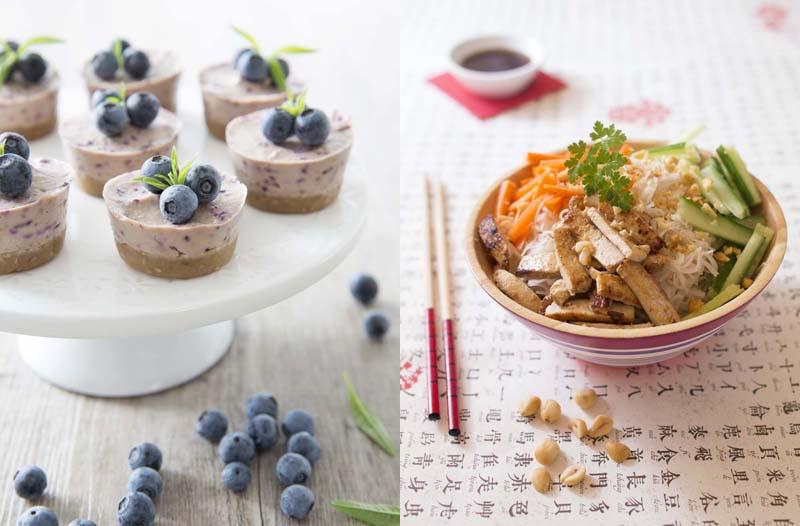 Biodélices : mes belles recettes végétariennes