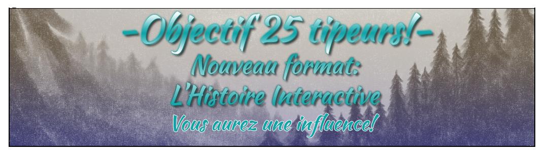 Objectif 25 Tipeurs