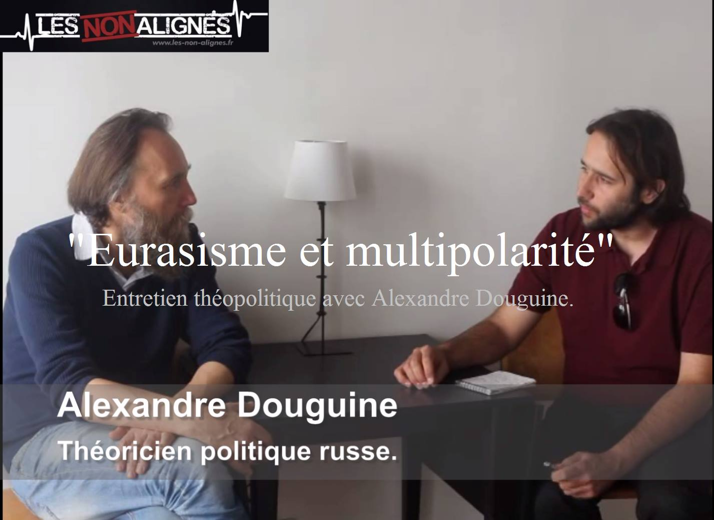 Interview Alexandre Douguine