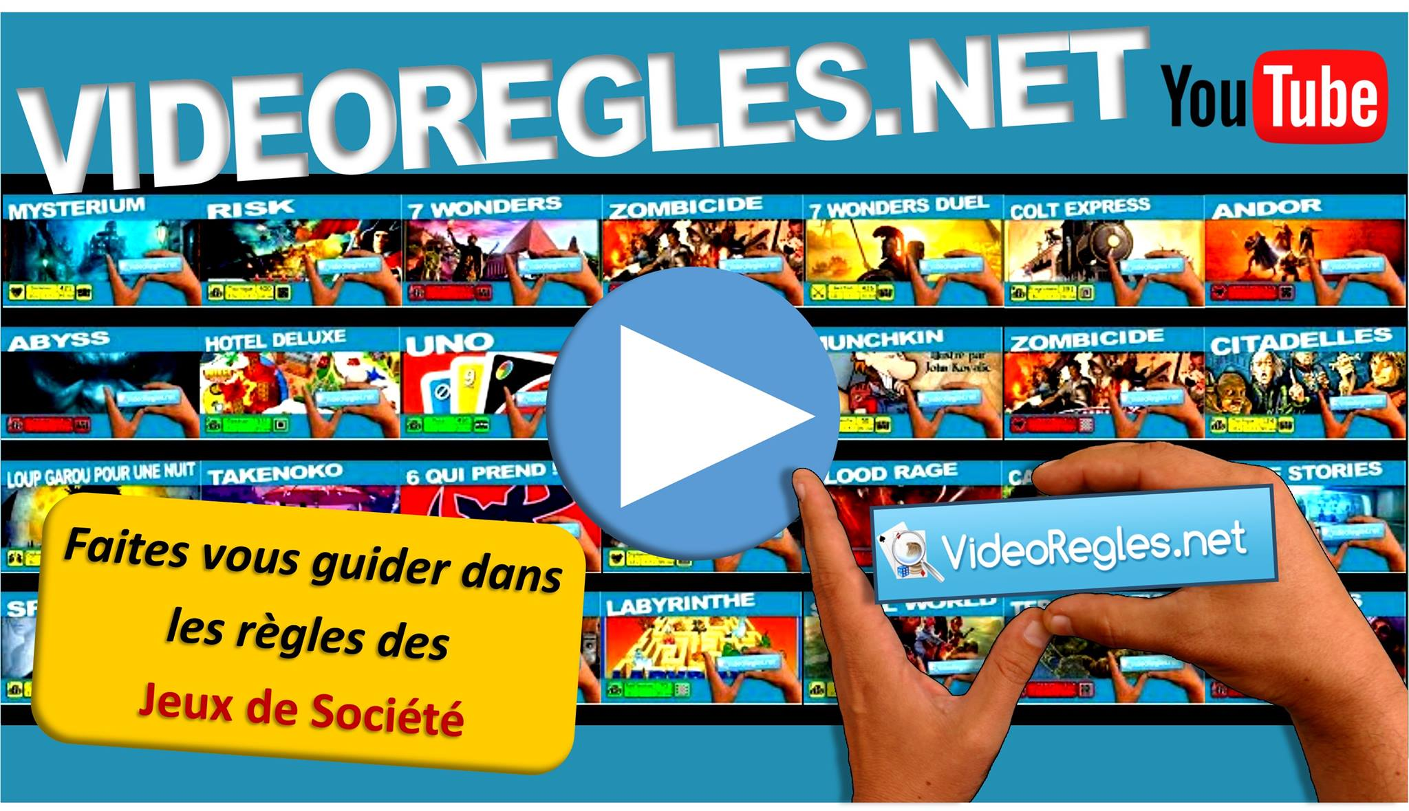 La Cha\u00eene YouTube des Vid\u00e9or\u00e8gles
