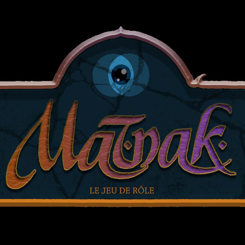 Les Terres de Matnak - le jeu de rôle