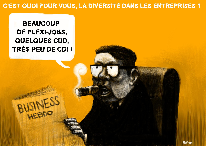 Burion Cartoons
