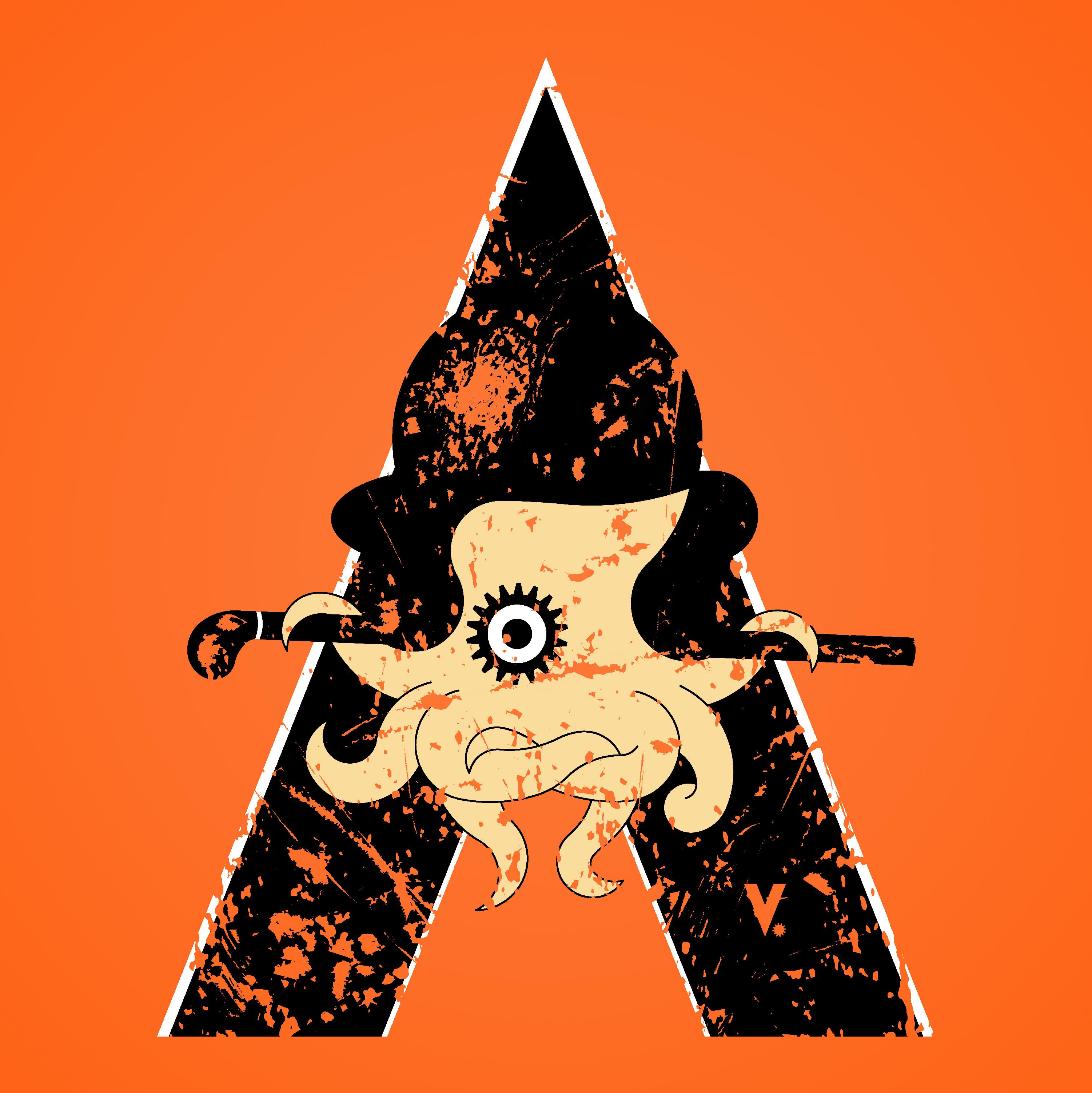 A Clockwork Octopus