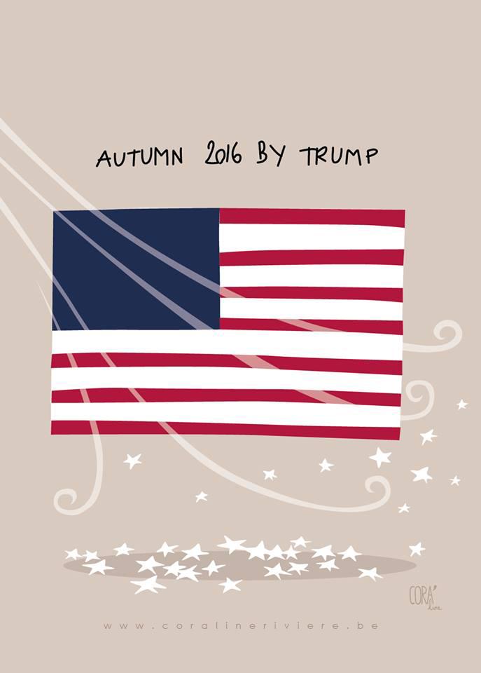 Election président Trump 2016