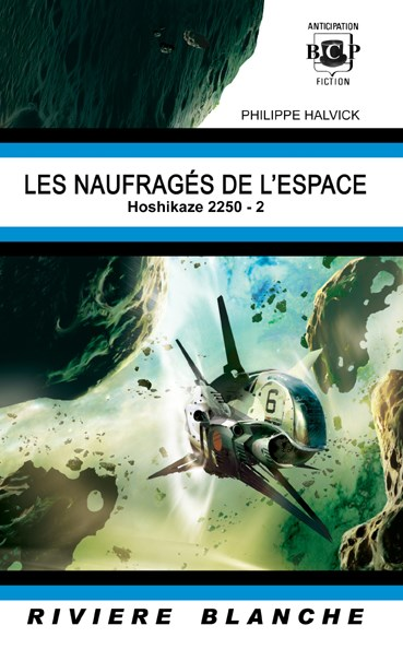 Les naufragés de l'espace (2016, Philippe Hal