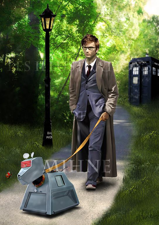 Doctor Who and K9