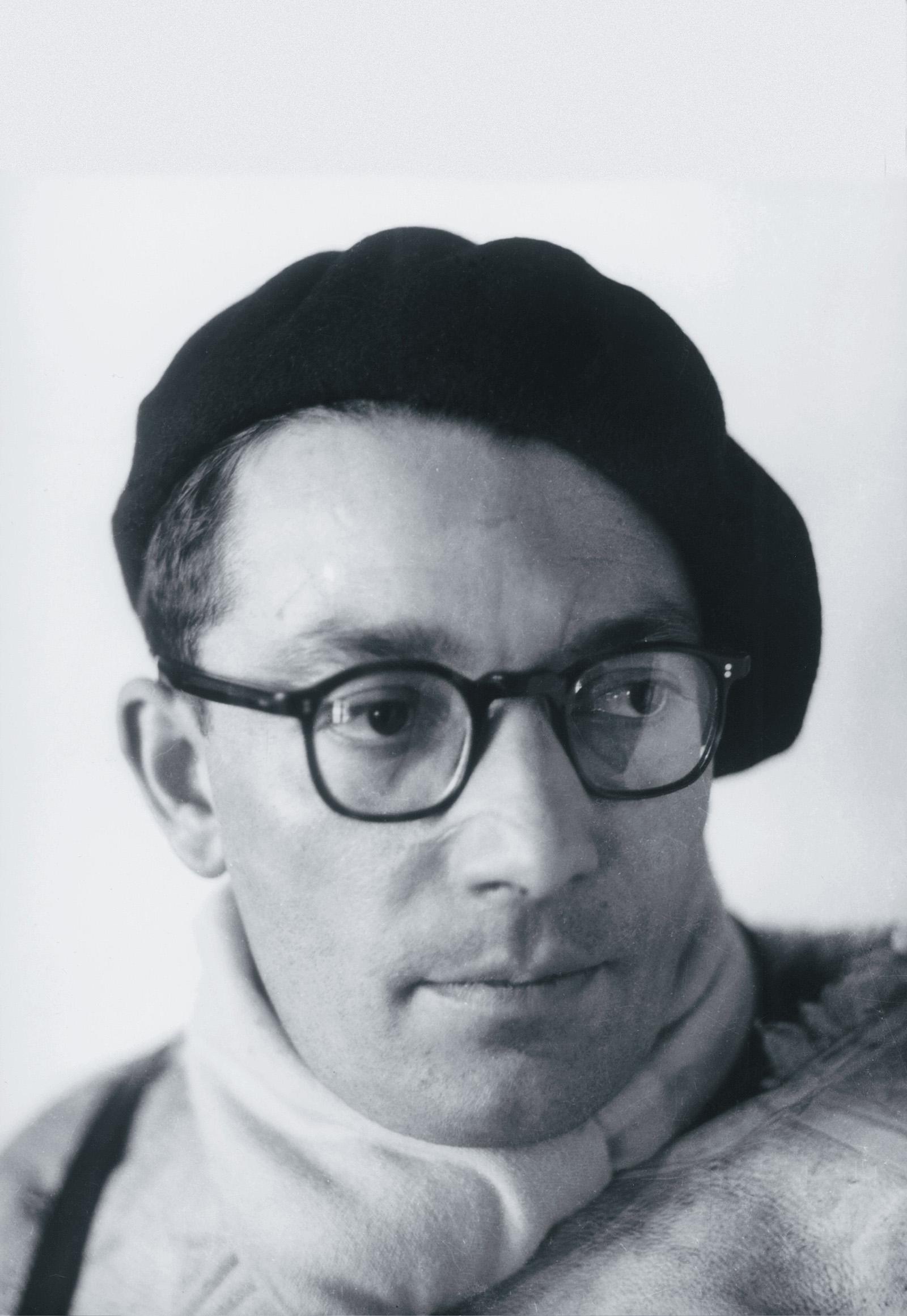 Georges Guingouin, dans l'objectif d'Izis