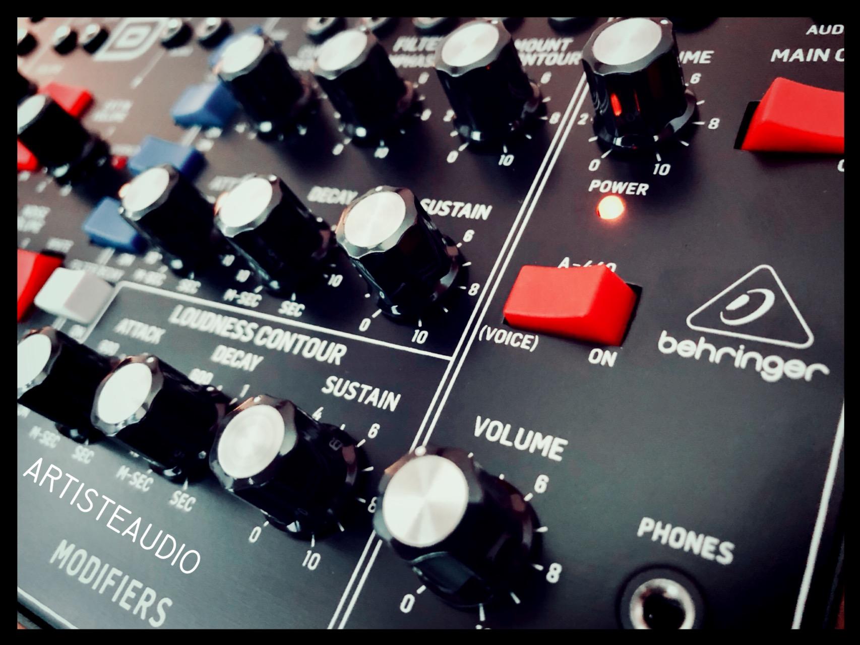 La boutique Artiste Audio