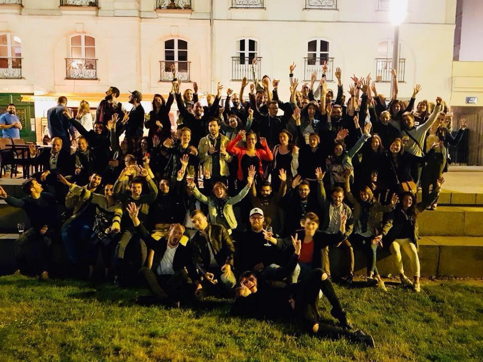 Nantes Meetup Tribe