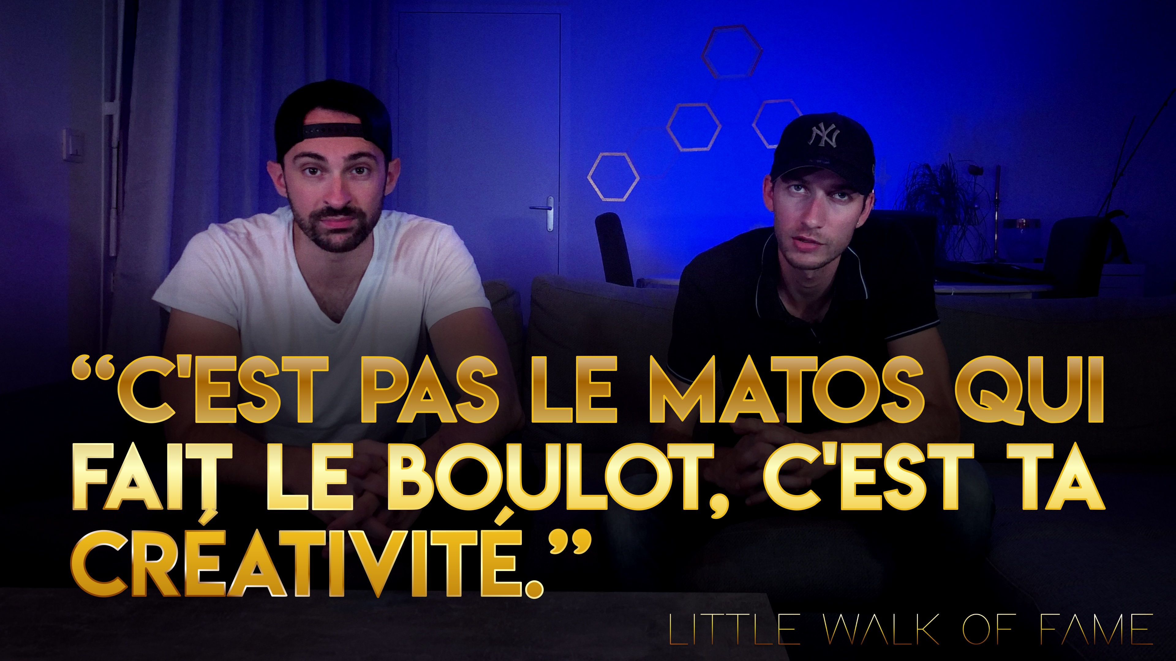 LITTLE WALK OF FAME - citation