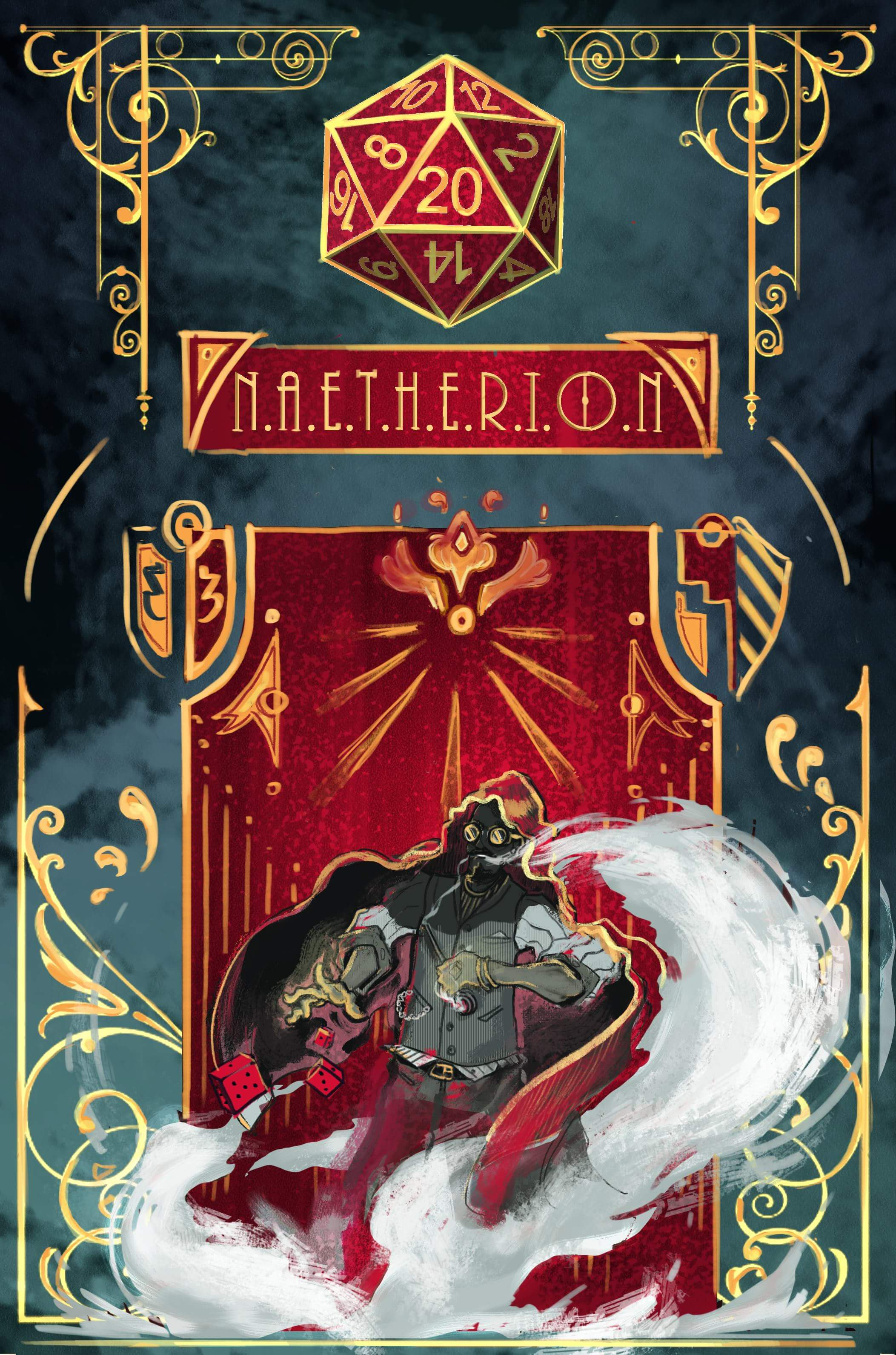 Naetherion
