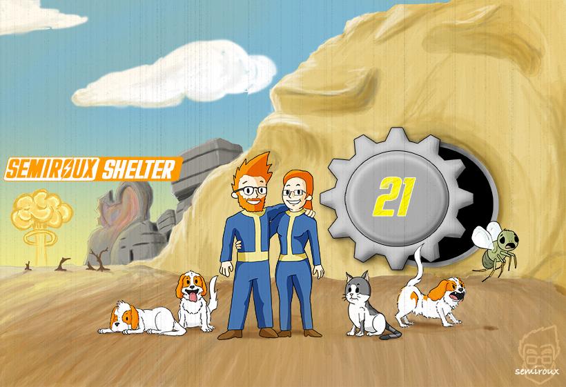 Fallout Shelter - Semiroux 34