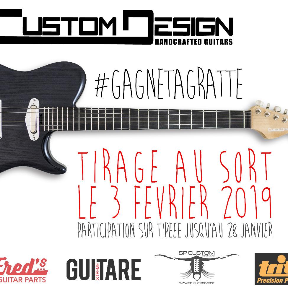 CustomDesign Guitars