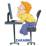 Zakarik et ses créations