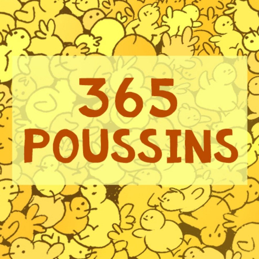 365 Poussins / 365 Chicks