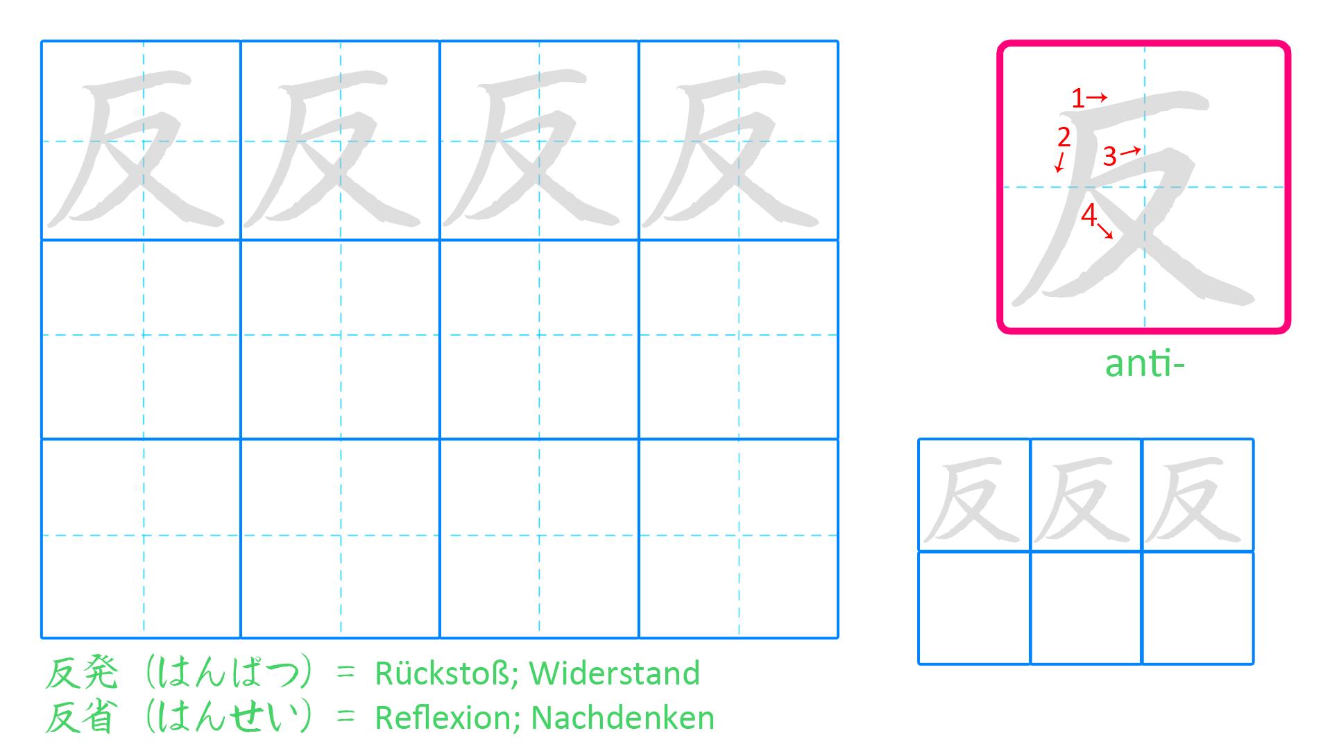 Nihongo - Japanisch lernen