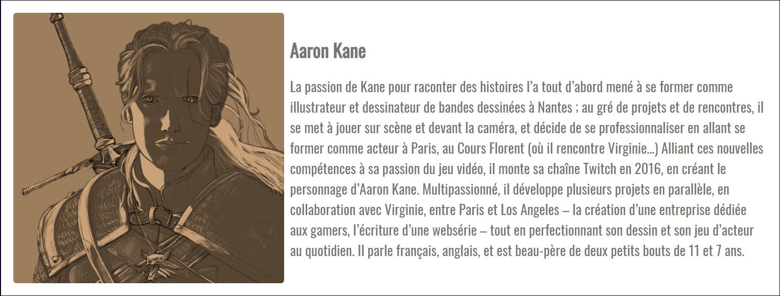 Aaron Kane