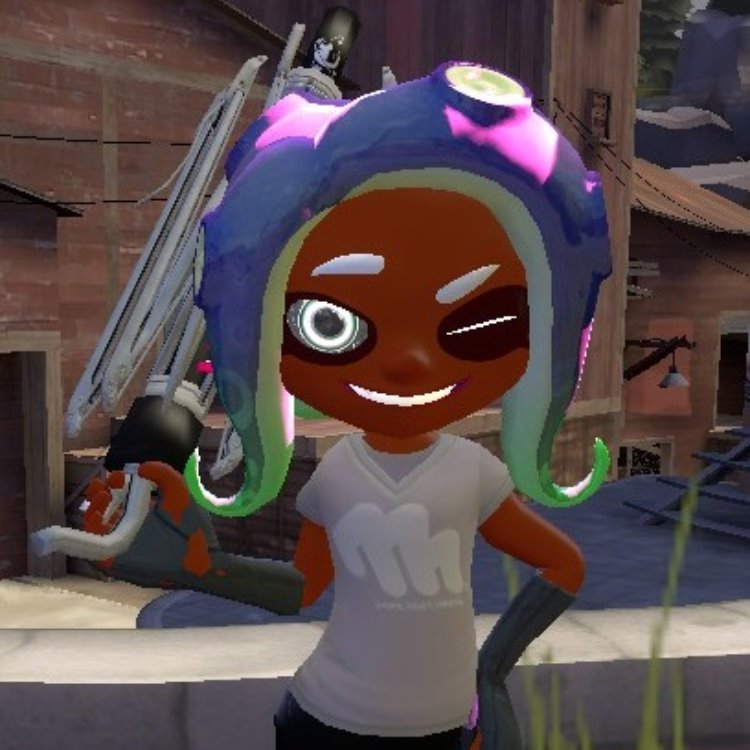Pavonis The Octoling