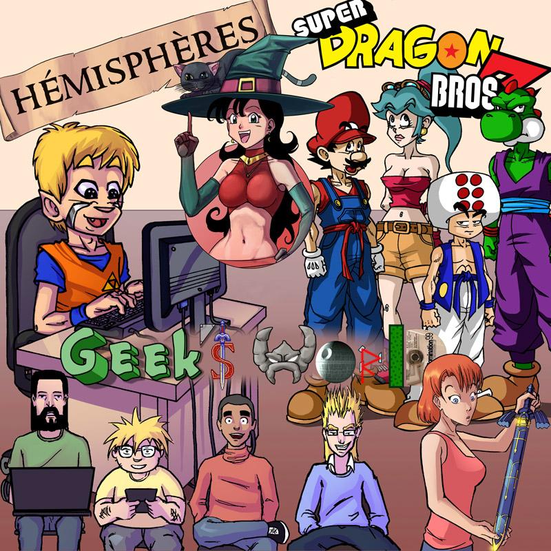 BDs Salagir : Hémisphères, Geek's World...