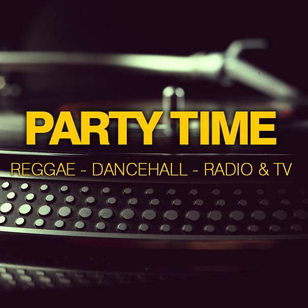 PartyTime Reggae TV & Radio