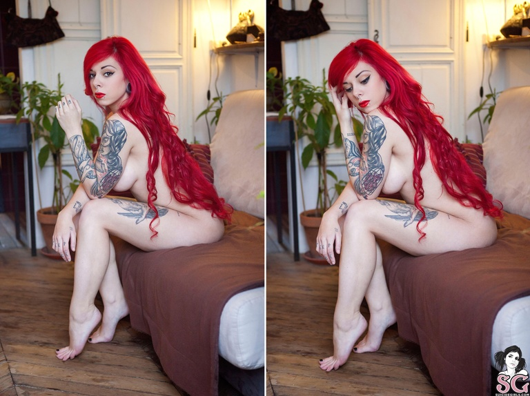 Les Suicide Girl tipeee - cecilia pascal