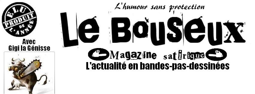 Bannière du Bouseux Magazine