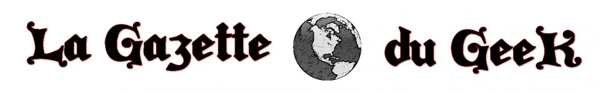 Logo de la gazette